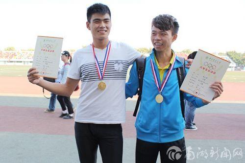周天祥(左)和杨平图(右)
