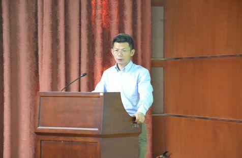 【图1】宋任涛教授在做报告 - 副本
