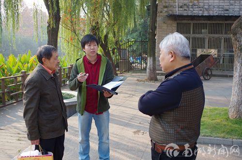 我校研究生参加武汉市宣传社会主义核心价值观活动
