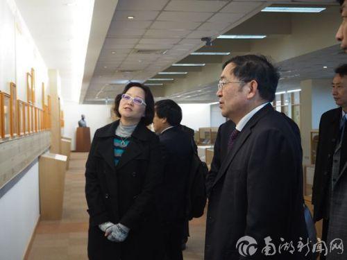 李名家带队赴台湾三所高校交流访问
