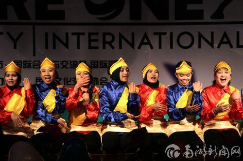 印度尼西亚舞蹈