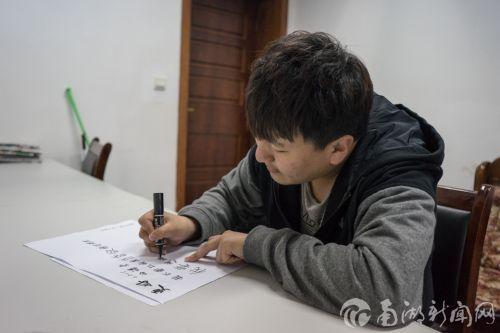 13.姜海超植科院农学1302的一名学生,感叹平时课堂上总有不少学生睡觉