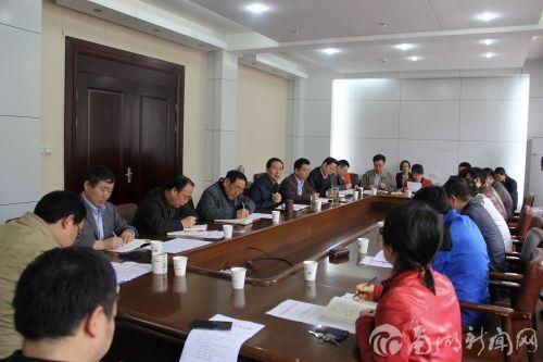 """李忠云:推动实施""""2011计划"""" 为学校发展赢得机遇"""
