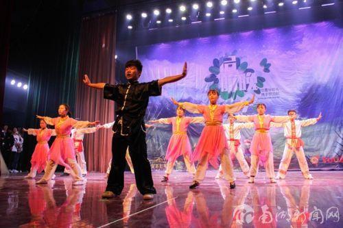武术协会节目《这条龙》 (2)