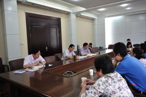 学校召开新晋升职员座谈会_校园快讯_新闻_南湖新闻网