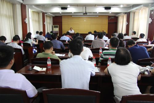 学校召开校园社会管理综合治理工作会议