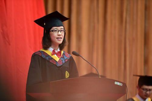5研究生毕业生代表发言