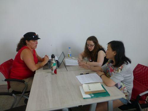中美教师集体备课1