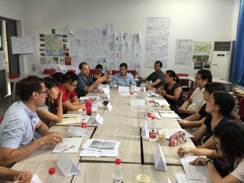 中美外语教学工作坊:以学生为中心