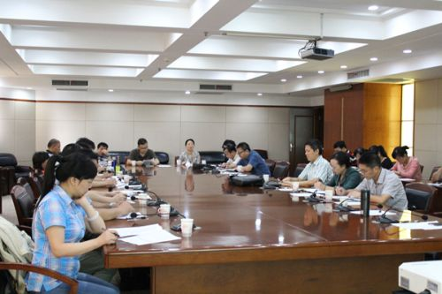 会议特邀中南财经政法大学工商管理学院院长陈池波教授、武汉大学