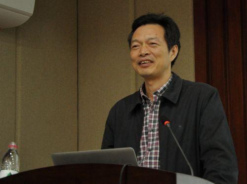 """""""秋禾""""徐雁做客LCP班解析悦读奥秘"""