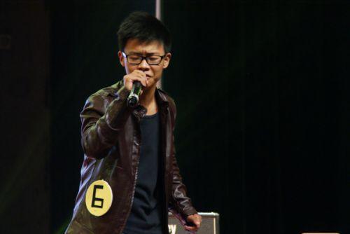 本届SINGSHOW冠军——马玉涛