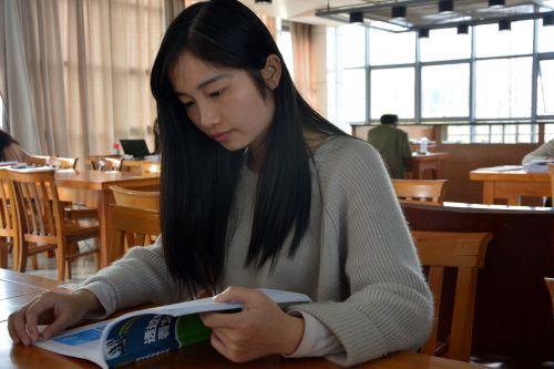 图书馆的静谧时光
