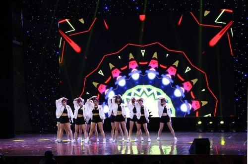 Rhythem deep舞道节拍街舞社,let it go1