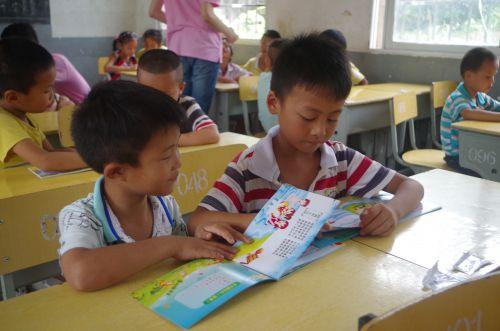 【耕读】赴鄂州梁子湖区支教队开设系列特色课程