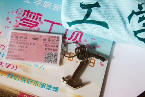 工学院梦想列车票(秦丁益)
