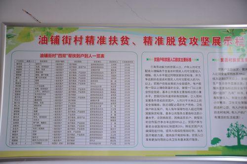 """扎实的工作在黄梅县留下""""精准识别看油铺""""的口碑_副本"""