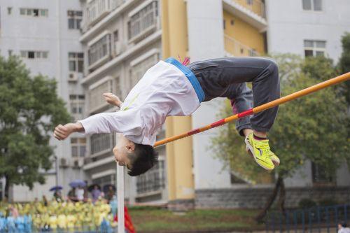梁犇鑫:爱好摄影的高水平运动员