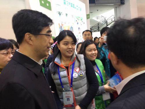 我校在中国青年志愿服务项目大赛获2金1银