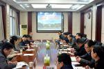 广西桂柳牧业集团来我校洽谈科技合作