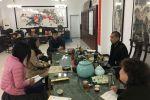 食科一行赴湖北科技之光大学生创业集团走访