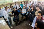LCP班代表团赴埃及本哈大学交流