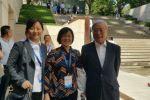 我校林学系师生参加第五届中国林业学术大会