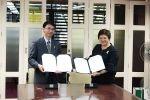 我校与泰国清迈大学签署合作协议