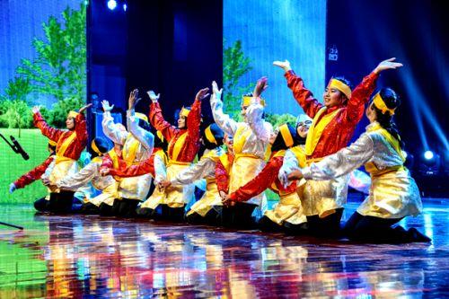 来自印尼的舞蹈
