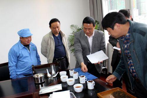 2015年4月恩施炜丰富硒茶业股份有限公司指导筛选样品 014_副本