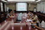 学校召开上半年中国特色社会主义理论体系研究工作测评会