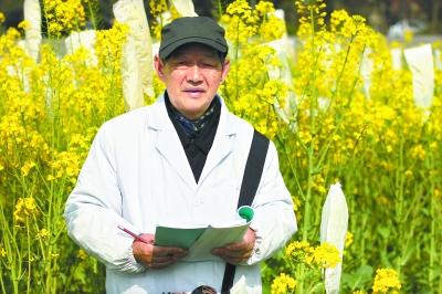 【长江日报】傅廷栋:不断刷新中国油菜种植历史