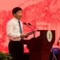 校长邓秀新在2017级新生开学典礼上的讲话