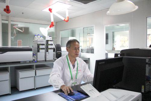 3-实验室操作照片