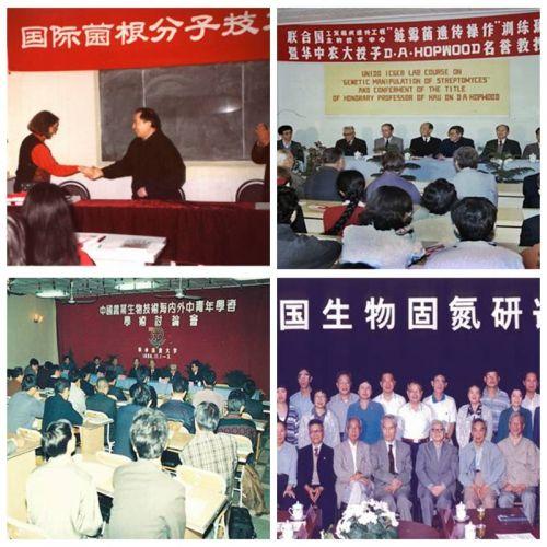 中心组织了一系列活跃的学术交流活动