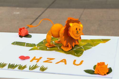 狮子作品 陈滢双摄