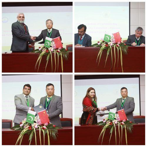 张献龙、胡承孝还分别与巴方代表签署了合作框架协议