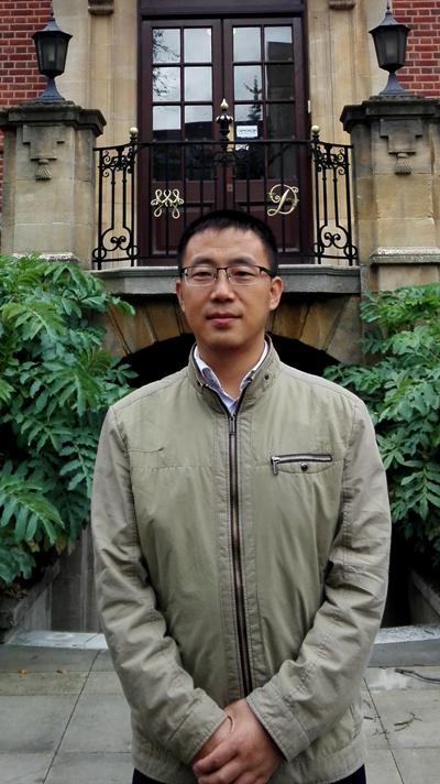 """华中农业大学""""党员好故事""""材料-李国亮-生活照"""