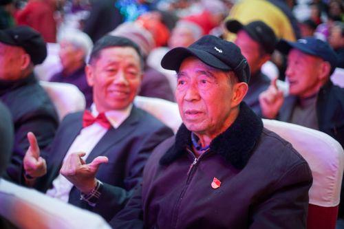 观众 学通社记者 王梓安摄