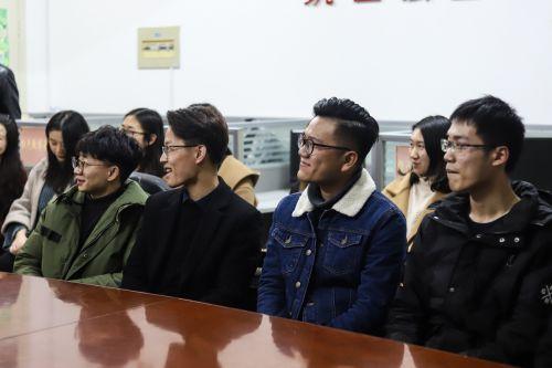经管院同学们听高翅讲授习近平新时代中国特色社会主义思想内涵
