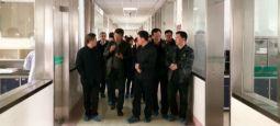 国家教育行政学院高校领导干部进修班学员来校考察