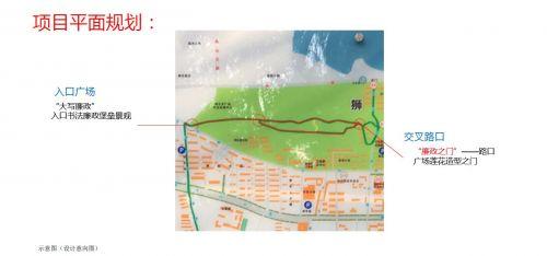 1项目平面规划图