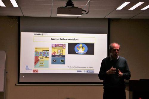 比利时根特大学John Van Camp教授来校探讨食品营养健康学