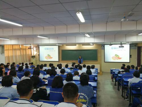 学校赴河北五所重点中学开展招生宣传