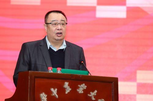 第二届中国风景园林学会教育工作委员会主任委员李雄致辞