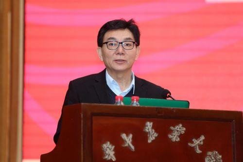 第一届中国风景园林学会教育工作委员会主任委员张启翔讲话