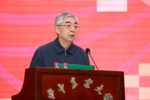 中国风景园林学会理事长陈重致辞