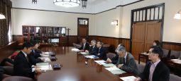 邓秀新院士一行访问日本京都大学