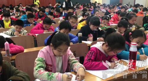 """【荆楚网】第十届""""寻找未来科学家班""""海选启动 400名小学生竞争60个学员名额"""