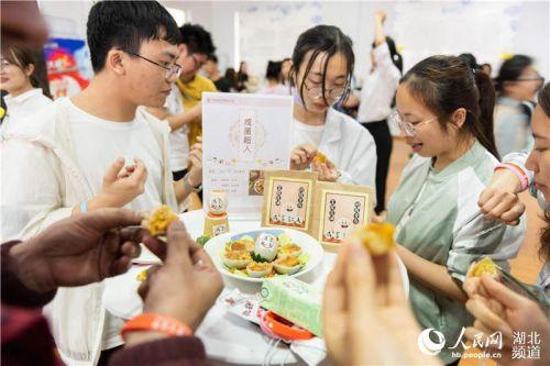 华中农业大学举行食文化节 烹出育人新味道【3】